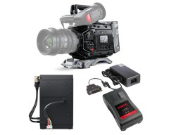 Blackmagic URSA Mini Pro 4.6k EF SSD BUNDLE KIT 2