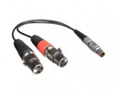 Atomos ATOMCAB017 XLR Breakout Cable for Shogun (Input Only)