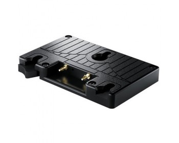 Blackmagic Design Gold Mount Battery Plate per URSA/URSA Mini