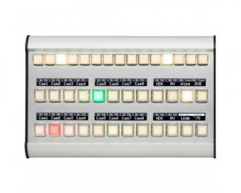 SKAARHOJ XC6 Master Modular Desktop Controller 24 RGB Soft Button