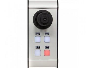 SKAARHOJ XC7 4-axis joystick, 4 RGB buttons and OLEDs