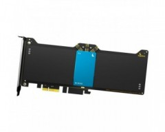 Angelbird Wings X2 PCIe Gen2 x2 Hardware RAID Adapter (Blue)