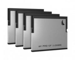 Angelbird CFast 2.0 AVpro CF 128GB 4er Pack