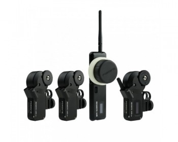 PD Movie Remote Air 3 Three Channel Wireless Lens Control Kit