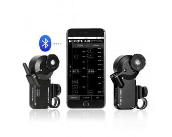 PD Movie Bluetooth REMOTE AIR MINI iOS Follow Focus Kit (Dual Channel)