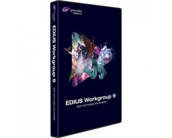 Grass Valley EDIUS Pro 9 (Jump Upgrade from EDIUS 2-7 / EDIUS Neo, Download)