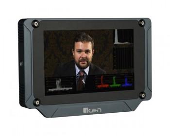 "ikan Saga 7"" Super High Bright HDMI/3G-SDI On-Camera Field Monitor"