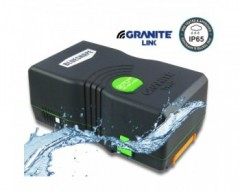 BLUESHAPE BV270HD SPLASH TWO Vlock Li-Ion graphite Battery 266 Wh 18 Ah , 12 A load discharge IP65, WIFI