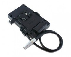 BLUESHAPE CV-BA V-Mount battery adapter for external positions on CVS8X