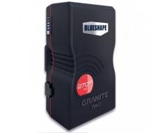 BLUESHAPE BV270HD TWO Vlock Li-Ion graphite Battery 266 Wh 18 Ah , 12 A load discharge (6 mm), WIFI