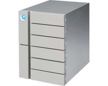 Lacie 12TB 6BIG RAID THUNDERBOLT3 & USB 3.1 TYPE-C @7200 ENTERPRISE