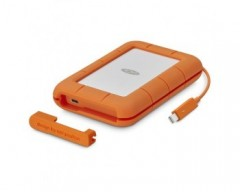 Lacie 5TB RUGGED THUNDERBOLT & USB-C
