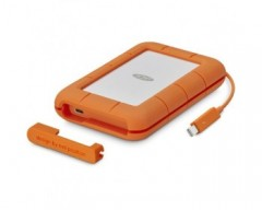 Lacie 1TB SSD RUGGED THUNDERBOLT 3 & USB-C