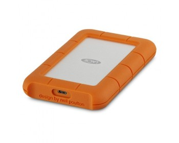 Lacie 500GB SSD RUGGED THUNDERBOLT & USB-C