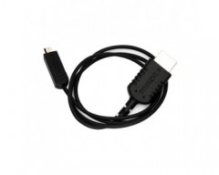 SmallHD 24-inch Thin Micro HDMI to Standard HDMI Cable