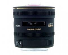 Sigma Obiettivo 4,5mm-F/2,8-EX DC HSM,Attacco CANON