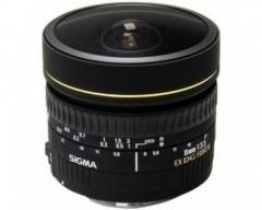 Sigma Obiettivo 8mm-F/3.5-EX DG ,Attacco CANON