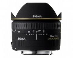Sigma Obiettivo 15mm-F/2.8-AF EX DG,Attacco CANON