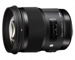 Sigma Obiettivo 50mm-F/1.4 (A)-AF DG HSM,Attacco CANON