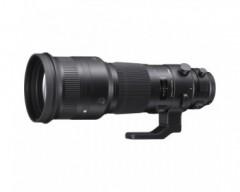 Sigma Obiettivo 500mm-F/4.0-AF (S) DG OS HSM,Attacco CANON