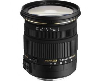Sigma Obiettivo 17-50 mm-F/2.8 EX DC OS HSM -AF,Attacco CANON