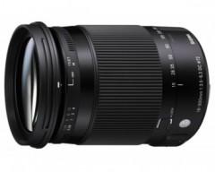 Sigma Obiettivo 18-300mm-F/3.5-6.3 AF DC MACRO OS HSM (C), Attacco Canon