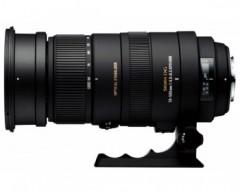 Sigma Obiettivo 50-500mm-F/4.5-6.3 AF APO DG OS HSM, Attacco CANON