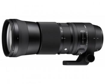 Sigma Obiettivo 150-600mm-F/5-6.3 (S) DG OS HSM ,Attacco CANON