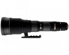 Sigma Obiettivo 300-800mm-F/5.6-AF EX APO DG IF HSM,Attacco CANON