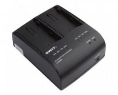 SWIT S-3602U Dual Charger/Adapter for Sony BP-U30/U60 Batteries