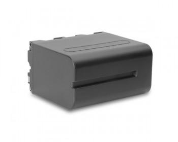 Batteria ricaricabile SL-B65DC InfoLITHIUM Serie L ( NP np-f ) 8800 mAh