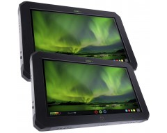 "Atomos Sumo Twin Kit On-Set & In-Studio 1200nit 4Kp60 HDR 19"" Monitor & Recorder"