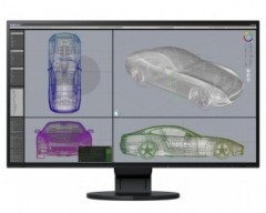 "EIZO Monitor 3.840 x 2.160 (4K UHD) 27"" FlexScan EV2785-BK"