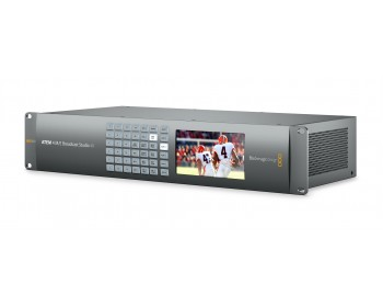 Blackmagic Design ATEM 4 M/E Broadcast Studio 4K 12G-SDI