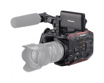 Panasonic AU-EVA1 Compact 5.7K Super 35mm Cinema Camera EF