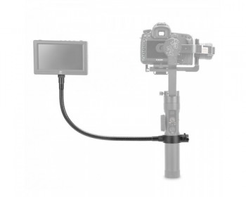 Zhiyun 1/4 Thread Metal Holder with Flexible Pipe - Crane 2