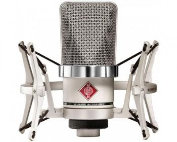 Neumann TLM-102 Large Diaphragm Studio Condenser Microphone Black