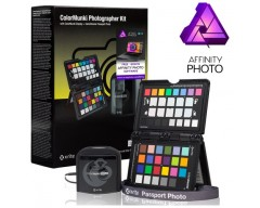 X-Rite ColorMunki Photographer Kit con Free Affinity Photo