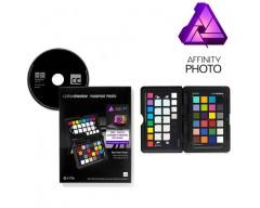 X-Rite ColorChecker Passport con Free AffinityPhoto