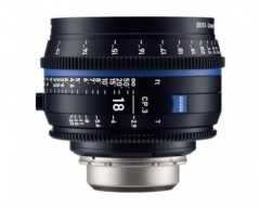 ZEISS CP.3 18mm T2.9 Compact Prime Lens