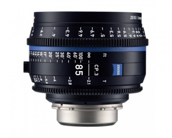 ZEISS CP.3 85mm T2.1 Compact Prime Lens
