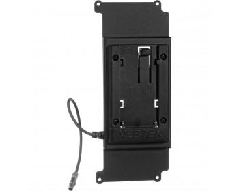 Convergent Design Piastra porta batteria Sony L con cavo per Odyssey 7Q e Apollo
