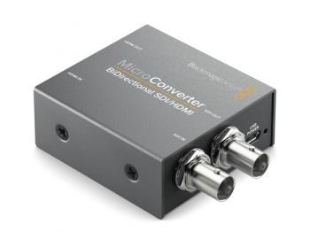 Blackmagic Design Micro Converter BiDirectional SDI/HDMI with Power Supply