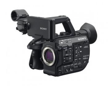 Sony PXW-FS5M2 4K XDCAM Super 35mm Compact