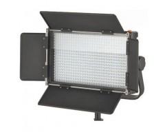 CAME-TV 576 Bi-Color LED One Light Kit con V-Mount