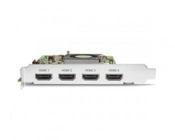 AJA Kona HDMI 4-Channel Capture for Multi-Channel HD or Single Channel UltraHD