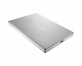 Lacie 1TB PORSCHE DESIGN 2.5 P'9223 USB 3.0 SILVER TYPE C