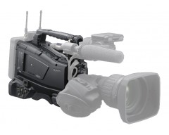 """Sony PXW-Z450 4K shoulder camcorder with 2/3"""" sensor and 2/3"""" B4 lens mount"""