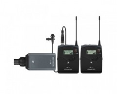 Sennheiser EW 100 ENG G4 Wireless fotocamera Lavalier