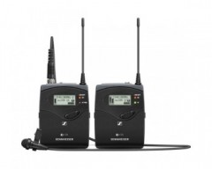 Sennheiser EW 112 P G4 Wireless fotocamera Set Lavalier con ME 4